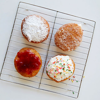 The Easiest Way to Make Raised Doughnuts