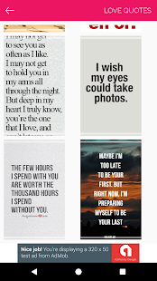 Quotes & Wallpapers - náhled