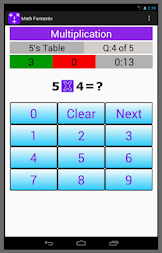 Math Practice K to 5th Grade APK screenshot thumbnail 2
