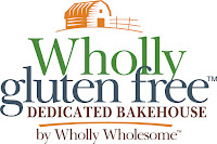 Wholly Gluten Free logo