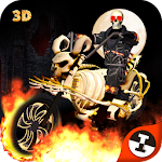 Ghost Ride 3D 1.5 Apk
