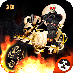 Ghost Ride 3D for PC and MAC