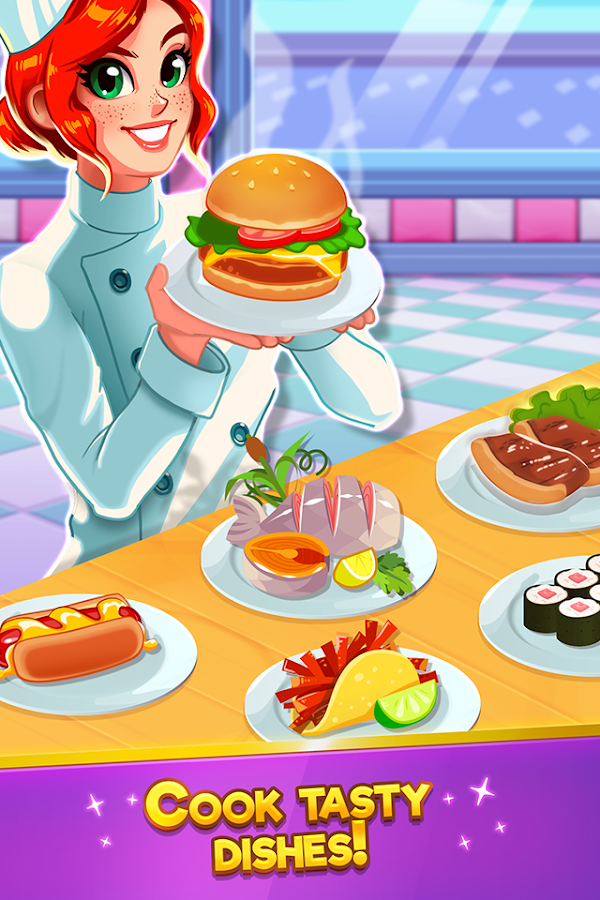 Chef Rescue - Management Game- screenshot