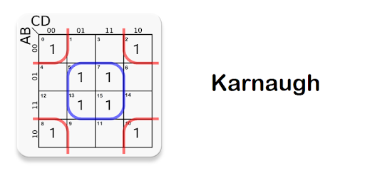 Karnaugh Kmap Solver Free Apps On Google Play