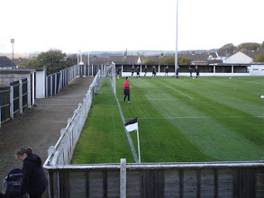 Photo: 27/10/12 v North Leigh (Southern League South West Division) 4-3 - contribute by Gyles Basey-Fisher