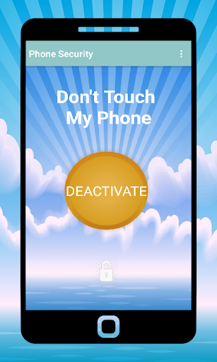 Don\\\'t touch my cell phone -  Anti-Theft Securit for PC