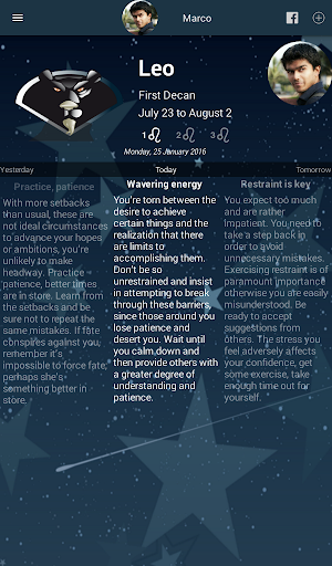 My Horoscope screenshot 16