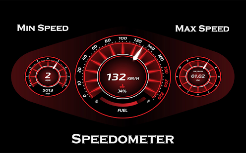 GPS Speedometer 2020: Simple car speedometer for PC-Windows 7,8,10 and Mac apk screenshot 6