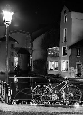 La nuit - Annecy di Mizio