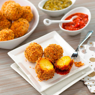 Parmesan Potato Balls Recipes