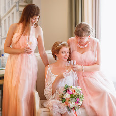 Wedding photographer Liliya Ulyanova (Nevesta20). Photo of 15.10.2016