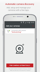 Foscam IP Cam Viewer by OWLR screenshot 2