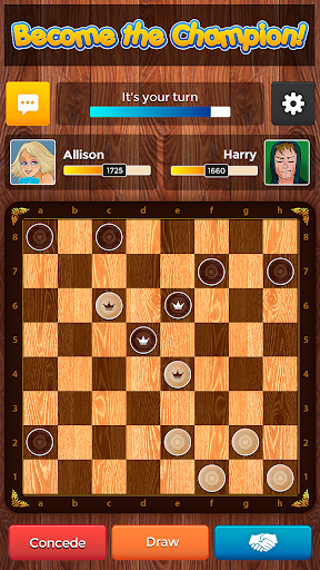 Checkers Plus - Board Social Games screenshots 3