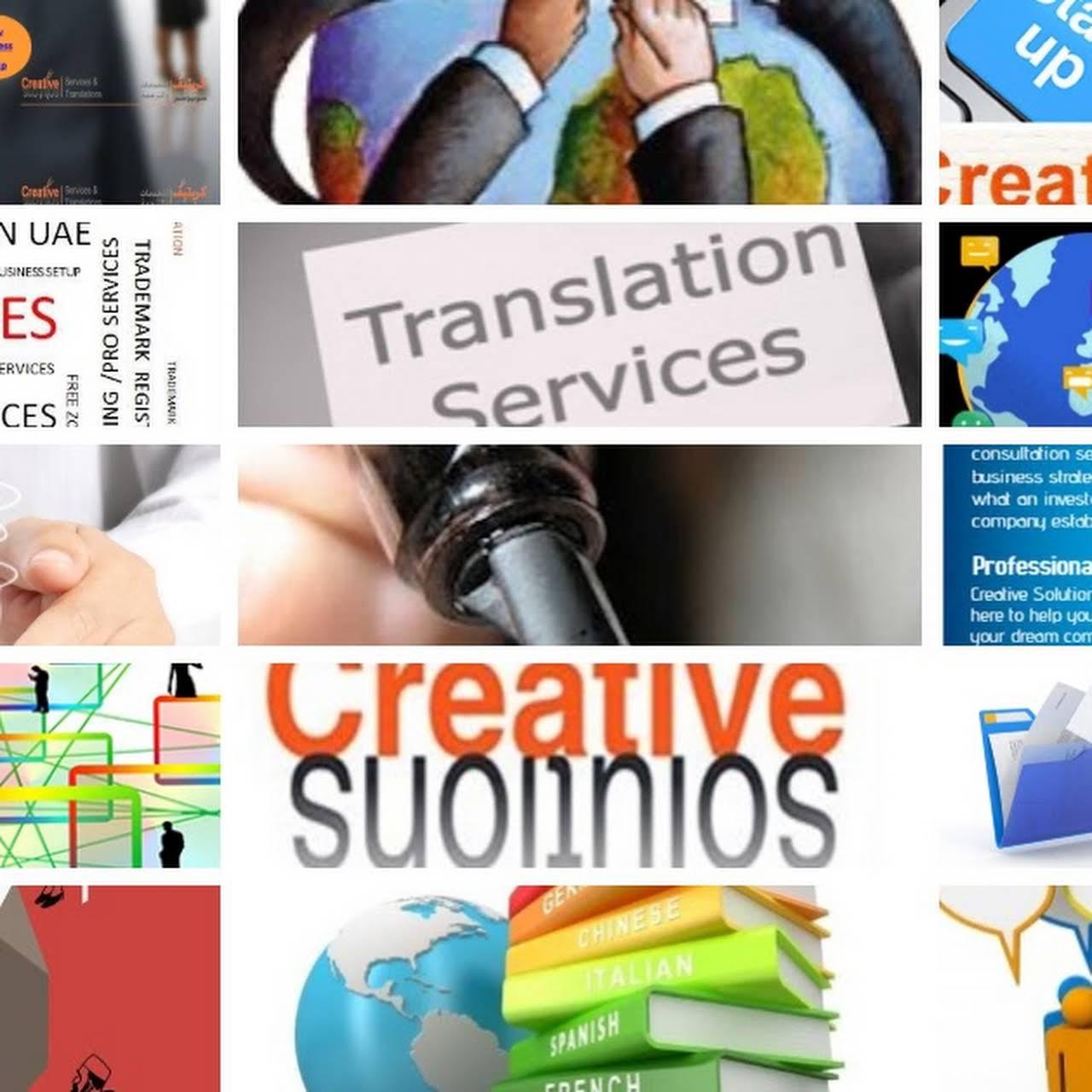 CREATIVE SOLUTIONS SERVICES & TRANSLATION L L C - Translator in Dubai