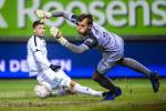 Le gardien d'Anderlecht, Davy Roef a trouvé un nouveau club