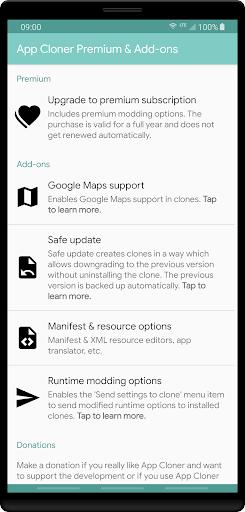 App Cloner Premium & Add-ons Apk 1