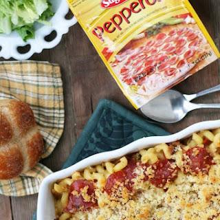 Pepperoni Mac and Cheese Recipe