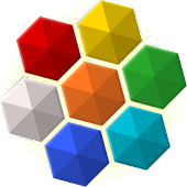 TrickyTwister: color tile game