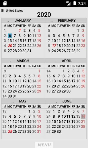 Wallet Calendar screenshots 7