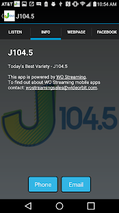 J104.5- screenshot thumbnail