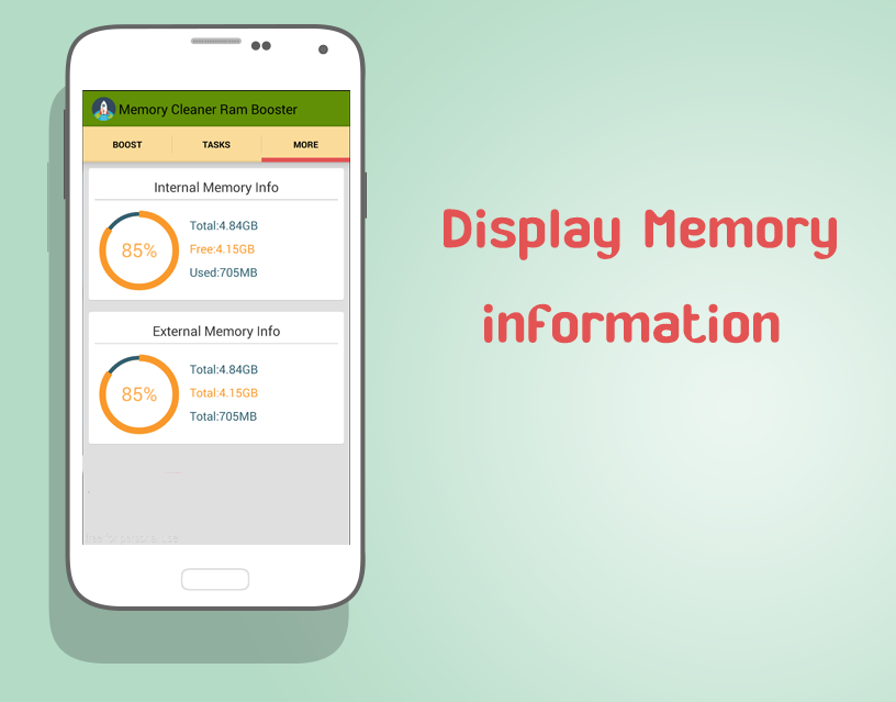 Memory Cleaner Ram Booster Android Apps On Google Play