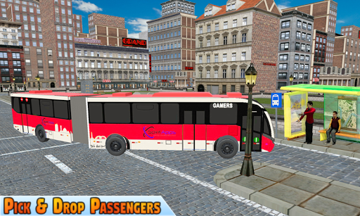 Metro Bus Simulator Drive 1.5 screenshots 3