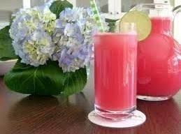Agua Fresca - Watermelon water