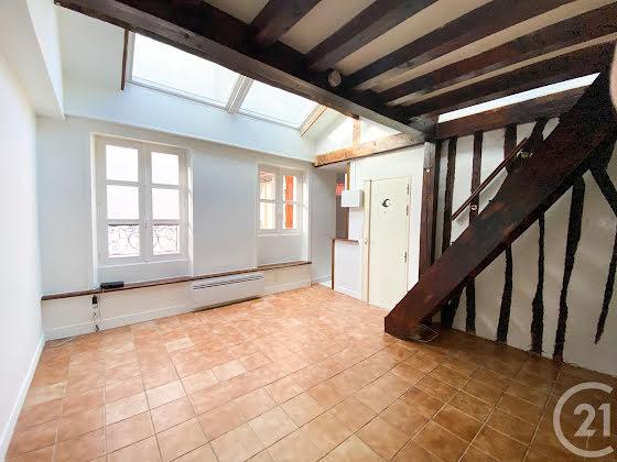 Location appartement 2 pièces 31,7 m2
