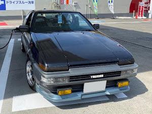 スプリンタートレノ  GTV(昭和60年式)のカスタム事例画像 銀次郎さんの2020年06月21日19:03の投稿