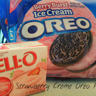 Strawberry Creme Oreo Fluff