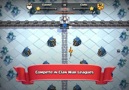 Clash of Clans Mod Apk (Unlimited Money) 14