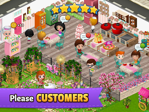 Cafeland - World Kitchen screenshot 16