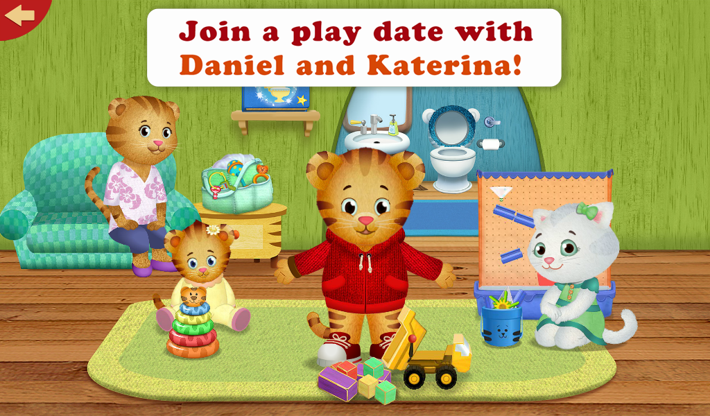daniel the tiger games