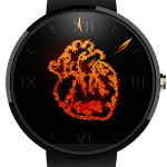 Watch Face: Heart Light Icon
