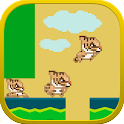 Running Tiger Journey icon