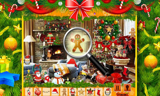 Christmas Hidden Object Games