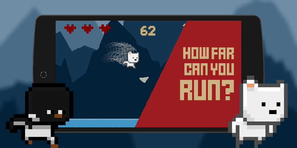Animal Run - Endless Runner 2D - 屏幕截图