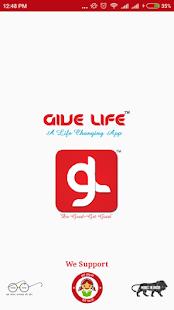 Give Life - náhled