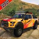 New 4x4 Off-Road SUV Jeep Simulation 2020 icon