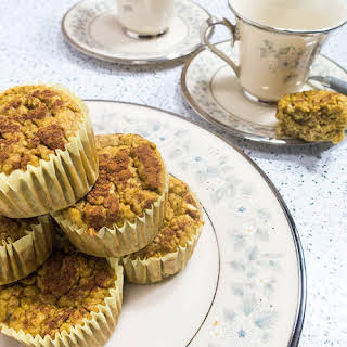 Sugar Free Banana Oat Muffins Recipes.