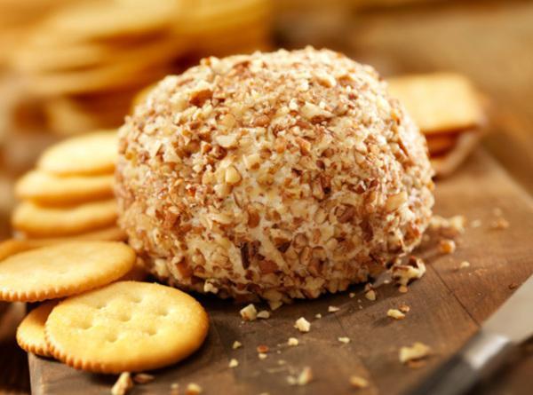 Hawaiian Cheese Ball Recipe