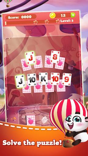 Panda Solitaire Match screenshots 3
