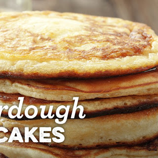 Sourdough Pancakes Without Baking Powder Recipes.