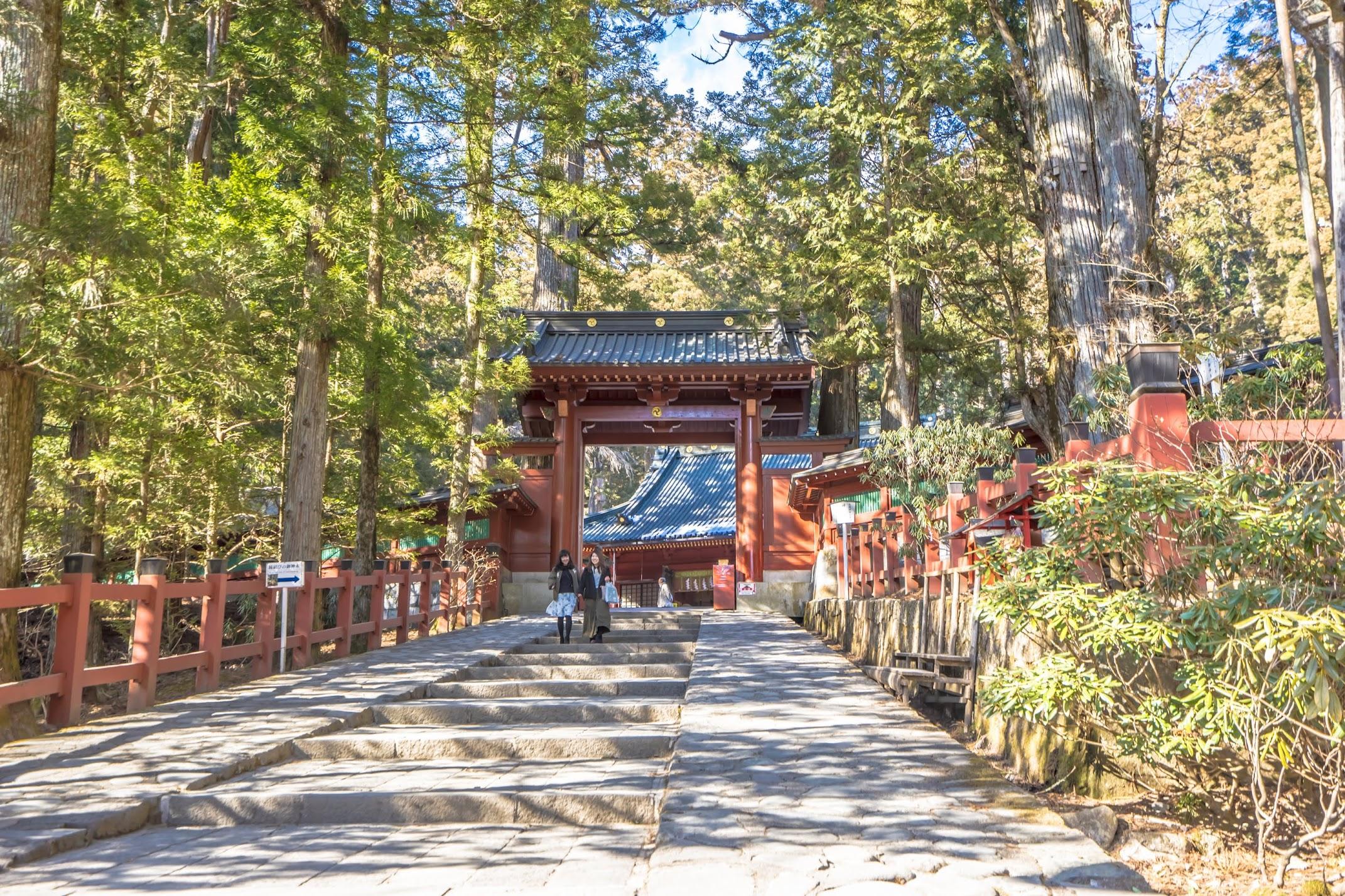 Nikko Futarasan-Jinja Shrine1