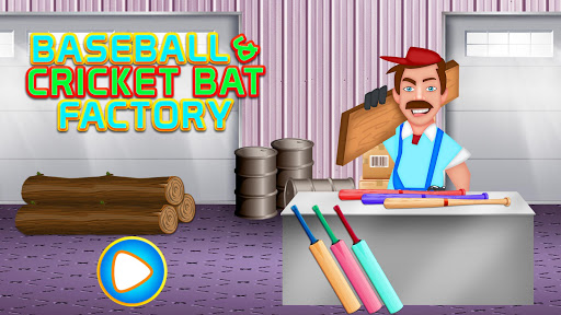 Baseball & Cricket Bat Factory: Wood Craft Maker 1.0.3 screenshots 3