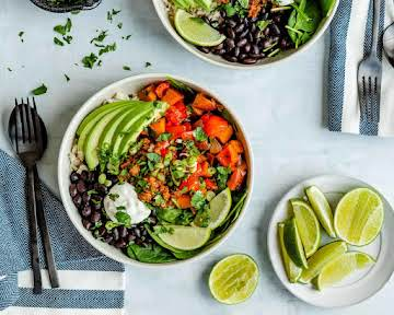 A Plant-Based Breakfast Bowl To Power Up Your Day | Hello Glow