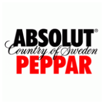 Logo for Absolut Peppar