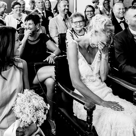 Wedding photographer Kristof Claeys (KristofClaeys). Photo of 15.12.2017