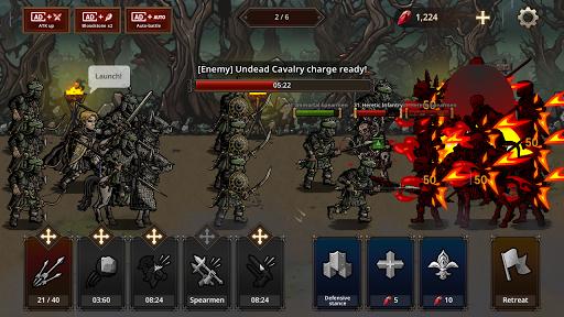 King's Blood: The Defense apkdebit screenshots 3
