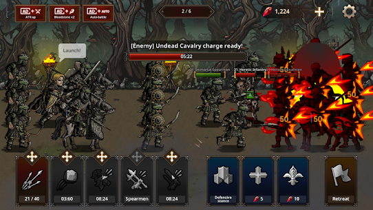King's Blood: The Defense Mod Apk Download For Android 3